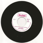 Lee Perry - Roast Fish & Cornbread / Free The Weed (Orchid) UK 7""